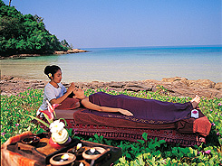 Dhivarin Spa in Rayong