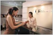 Qi Shiseido Salon and Spa in Siam Paragon
