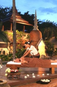 Rai Ra Spa in Samui