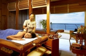 Cliff Spa in Pattaya