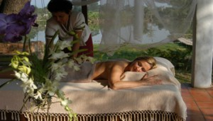 The Chiang Saen Spa in Chiang Rai