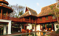The Dheva Spa and Holistic Centre in Chiang Rai