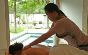 The Naga Spa in Krabi