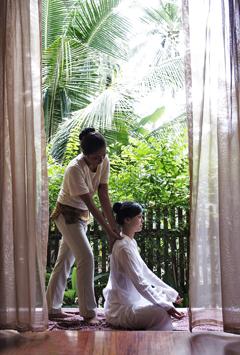 Suphannika Spa in Samut Songkhram